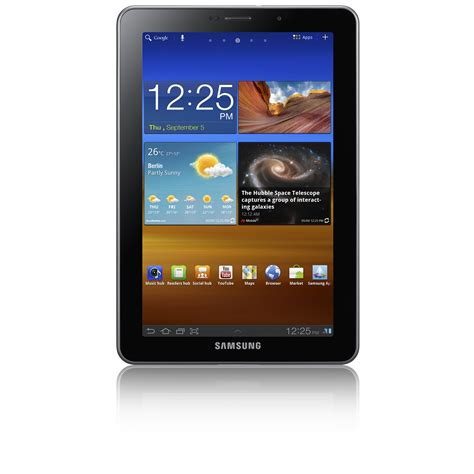 samsung unveils  galaxy tab    cool tablet