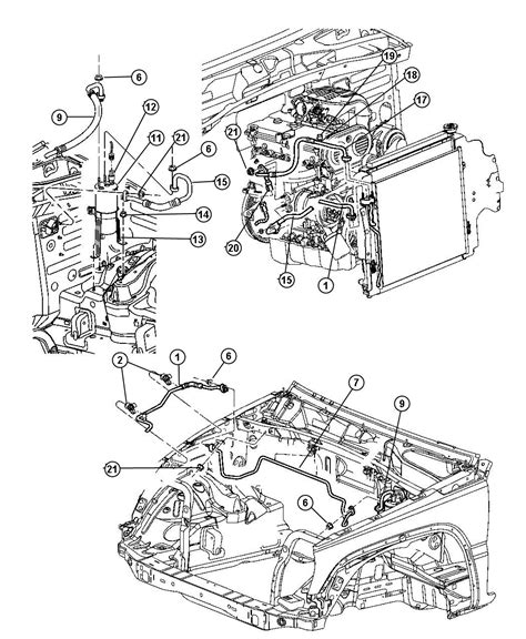 Rhd Plumbing by Plumbing Air Conditioning 2 4l Engine Rhd
