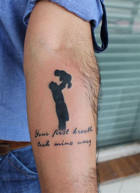 tattoo ideas for your dad tattoo father son quotes quotesgram