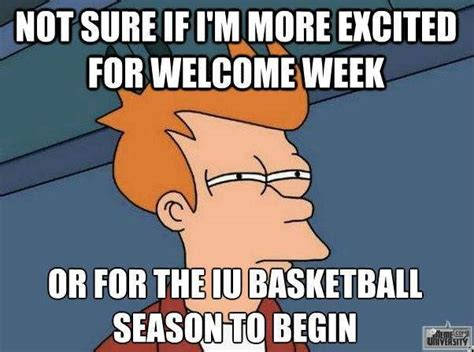 Indiana University Memes - iu basketball season meme