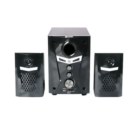 Jual Speaker Aktif Gmc Surabaya jual rekomendasi seller gmc 888d1 speaker aktif hitam