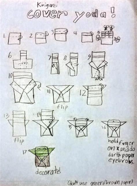 origami yoda book 6 cover yoda origami yoda