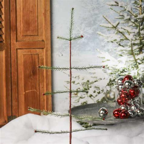 Primitive Bedding Sets Sale Primitive Faux Feather Pine Tree On Sale Primitive Decor