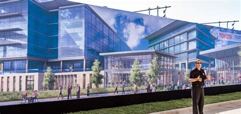 toyota corporate office toyota reveals plans for west plano headquarters plano