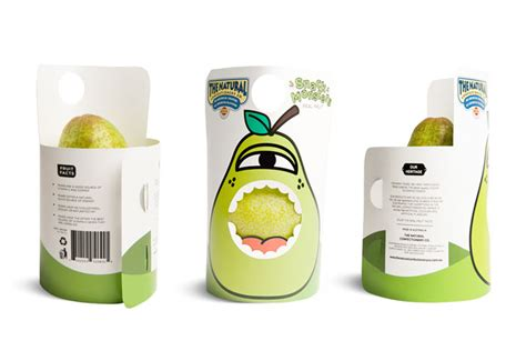 Food Packaging Kemasan Standing Pouch Hijau Zipper 14x23x4 1 C student spotlight snack monsters the dieline
