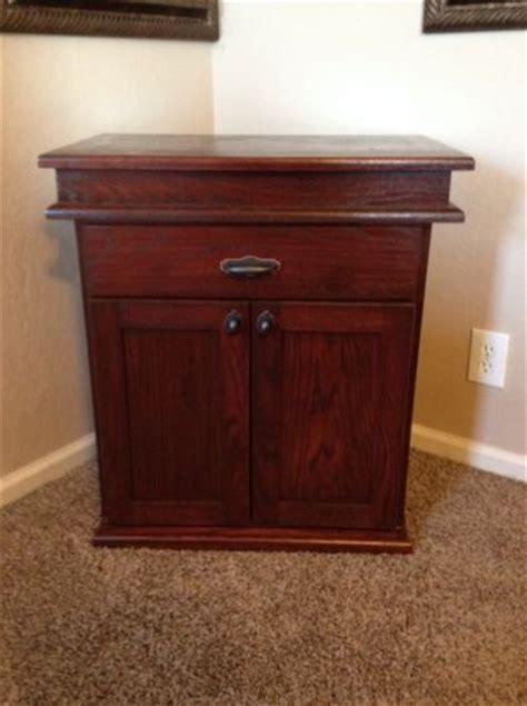 hidden compartment nightstand secret gun concealment nightstand stashvault