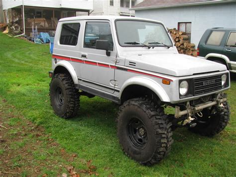 suzuki samurai lifted image gallery lifted samurai