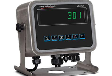 Timbangan Merek Avery Weigh Tronix zm301 weight indicator avery weigh tronix