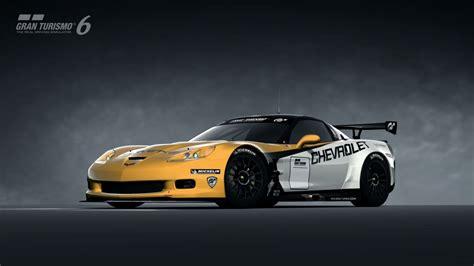 corvette race car chevrolet corvette zr1 c6 lm race car 09 gran turismo