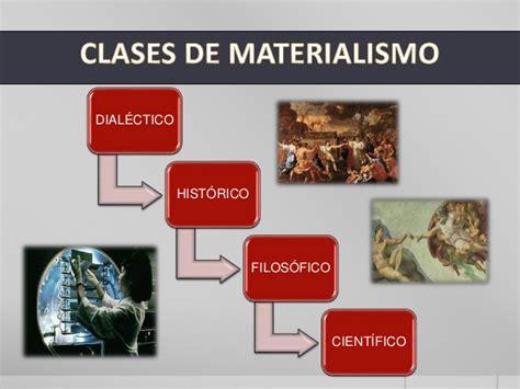 imagenes materialismo historico el materialismo
