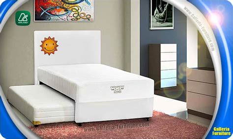 Ranjang Elite harga tempat tidur bed anak murah elite airland serta florence guhdo comforta