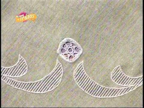 nudo invisible para bolillos hojas de guipur doovi