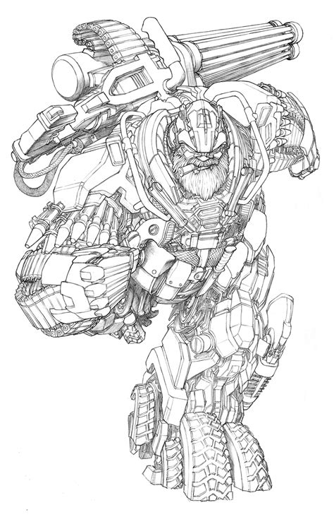 transformers hound coloring page transformers age of extinction gregory titus illustration
