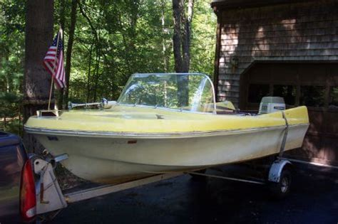 jet boats for sale in ma 1959 17 foot cutter jet deville power boat for sale in