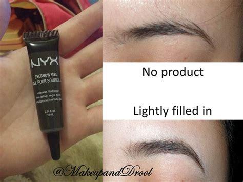 Nyx Gel Eyebrow nyx eyebrow gel images