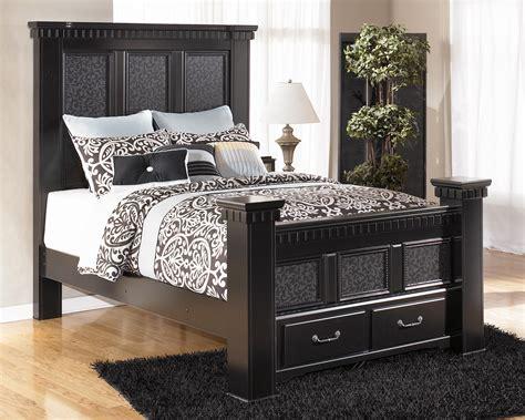 signature design  ashley furniture cavallino queen