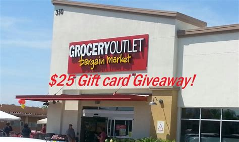 Grocery Outlet Gift Card - grocery outlet 25 gift card giveaway ends 5 13 the gemini mama