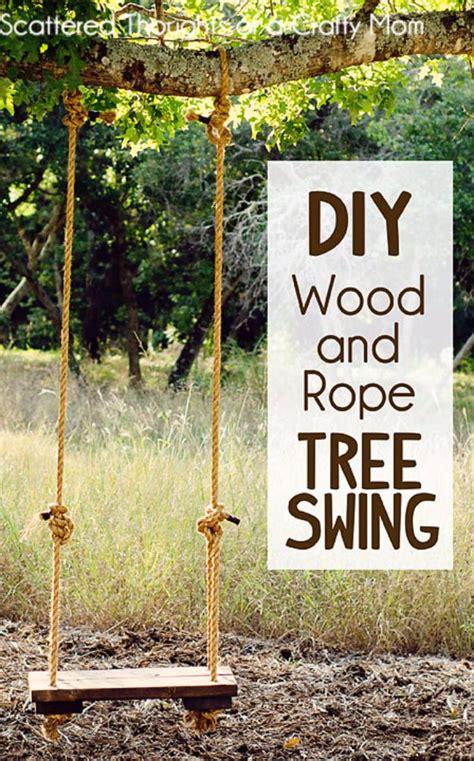swing you 17 brilliant diy swing ideas you need to have before spring