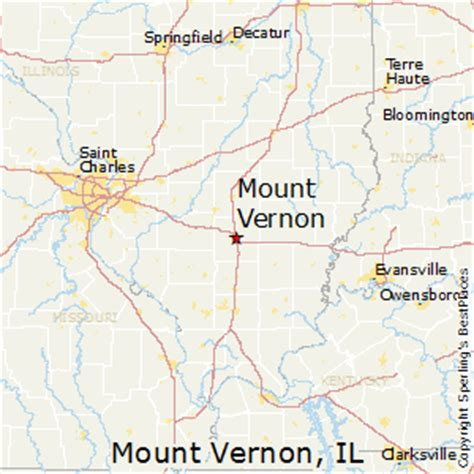 chaign il to mt vernon il best places to live in mount vernon illinois