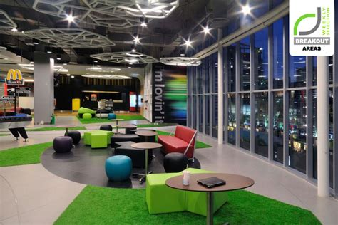 infinity insurance corporate office breakout areas mc donald s rsc office by emin chong