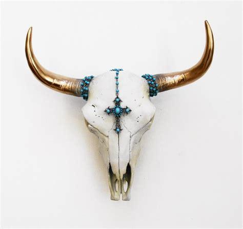 Bull Skull Decor by Best 25 Cow Skull Decor Ideas On Western Chic