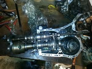 Subaru Forester Transmission 98 00 Transmission Is On My Table Now What Subaru