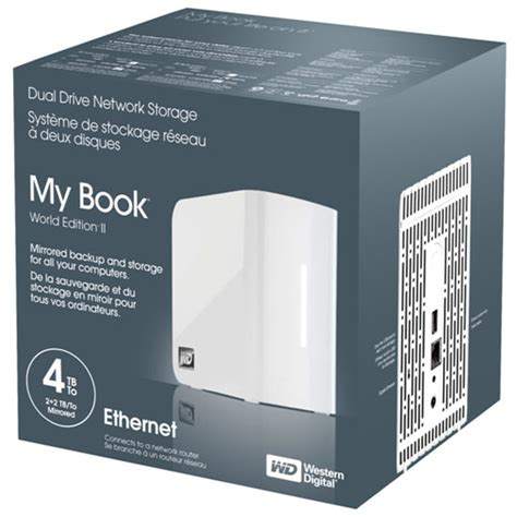 my edition books wd my book world edition ii external 2tb nas drive legit