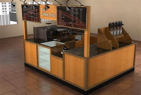 coffee shop kiosk design garage wood shop layout diy woodworking projects