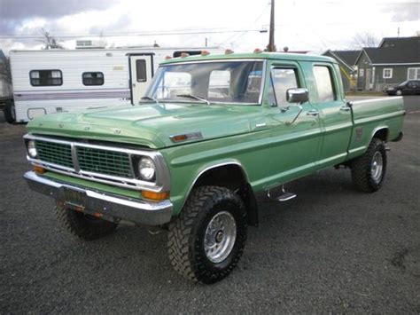 ford highboy crew cab