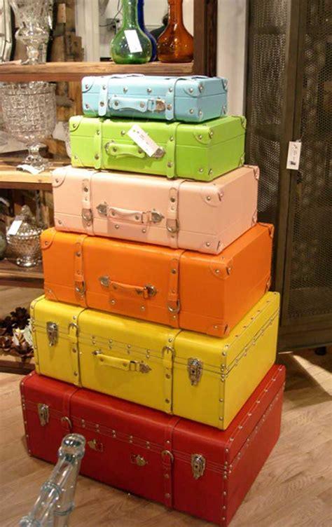 decoraci n vintage para tu casa maletas antiguas 191 c 243 mo decorar tu hogar con estos objetos