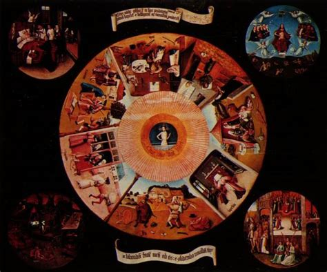 the sins of the webmuseum bosch hieronymus the seven deadly sins