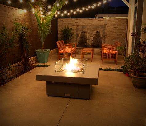 propane patio pit table beautiful propane pit table decorating ideas for deck