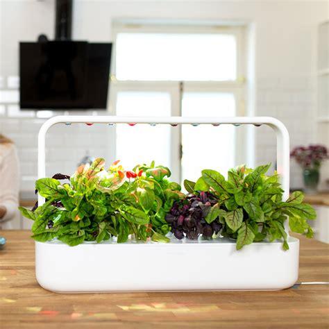 click and grow garden click and grow smart garden 9 start kit ipad