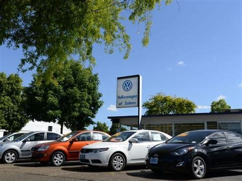 salem dealerships move  parkway leaves lots vacant