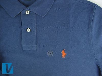 Rel Polos how to spot a polo by ralph polo shirt ebay