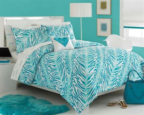 aqua bed sets teal zebra print comforter set safari bedding