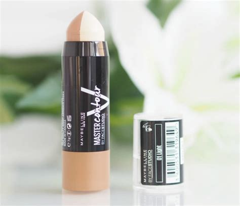 Maybelline V Shape Duo Stick maybelline master contour v shape duo stick review