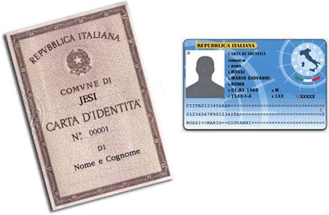 documenti per carta soggiorno rinnovo carta di identit 224
