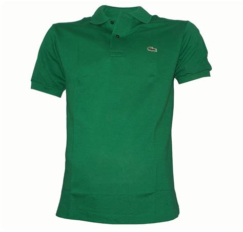 Polo 128 06 Chest Bag Green lacoste green polo shirt polo shirts from designerwear2u uk