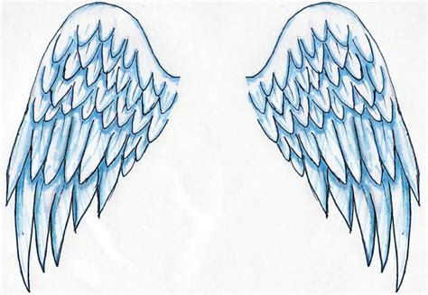 angel wing tattoo designs free free wings tattoos designs wings design