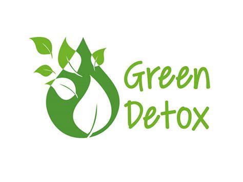 Detox Logos green detox juice logo on behance
