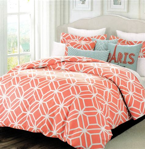 quilt or comforter total fab peach colored comforters bedding sets