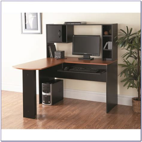realspace magellan l desk and hutch magellan l shaped desk hutch bundle realspace magellan l