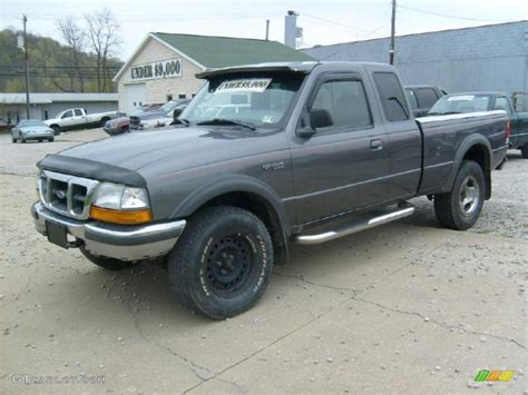 1998 medium platinum metallic ford ranger xlt extended cab 4x4 48431065 gtcarlot car