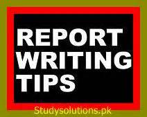 Report Writing Tips by Report Writing Skills Tips For Students Of All Classes