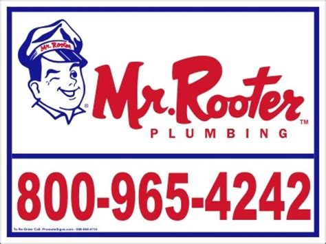 Plumbing Signs by Yard Signs For Plumbers Http Www Promotesigns Html
