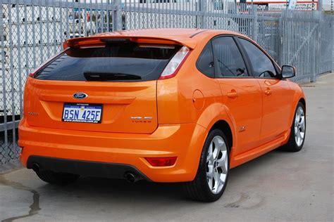 xr5 ford focus 2009 ford focus xr5 turbo western australia autoscene