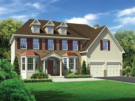 the jefferson front entry floor plan new homes in