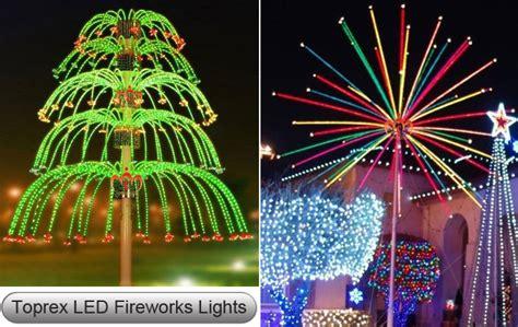 new 2015 excellent cheap led christmas fireworks light