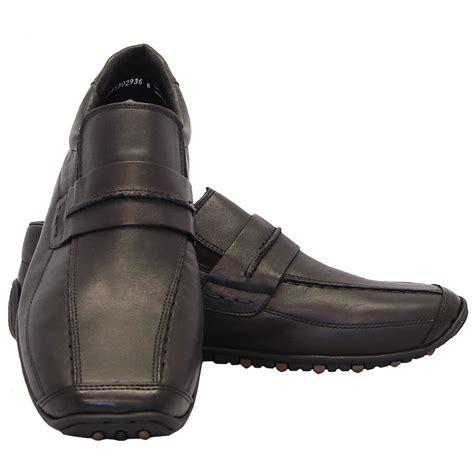 rieker garrit 08951 mens smart casual black leather